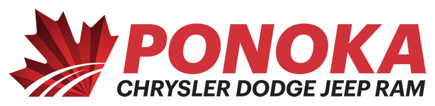 Ponoka Chrysler Jeep Dodge logo