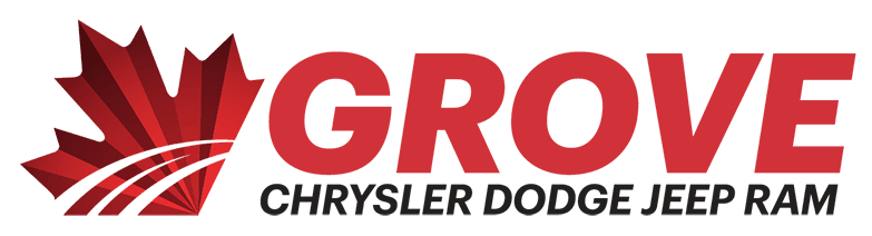 Grove Dodge logo