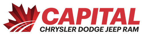 Capital Dodge Chryler Jeep RAM logo