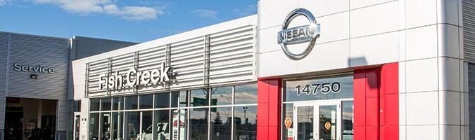Fish Creek Nissan