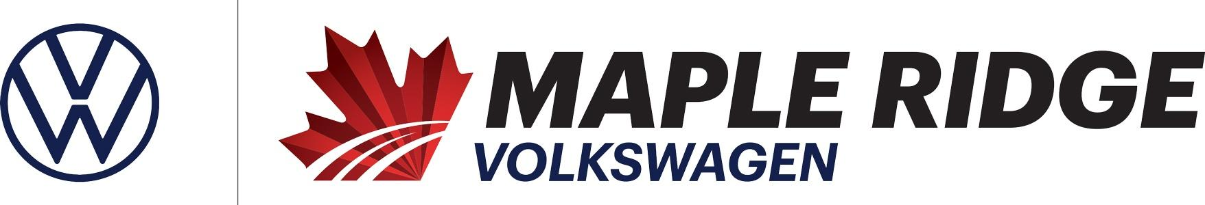 Maple Ridge VW logo